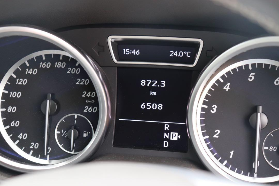 Mercedes-Benz ML350 4Matic (A)