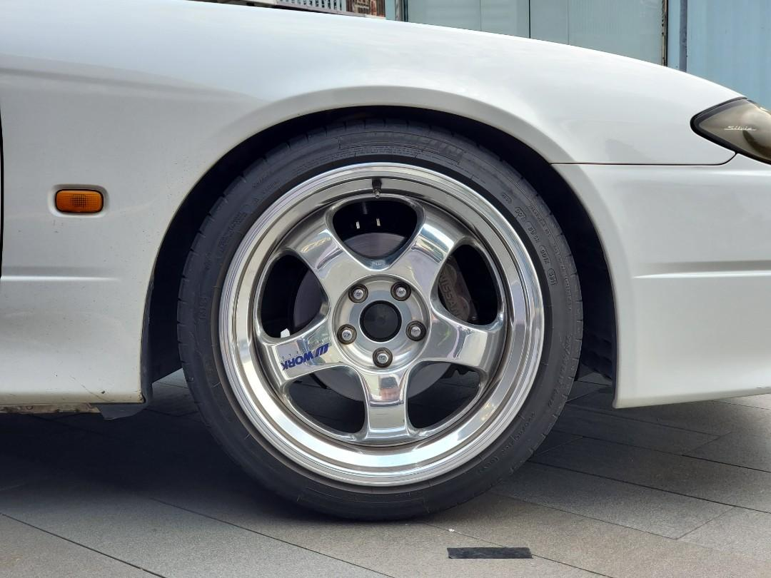 Nissan Silvia S15 SPEC R Manual
