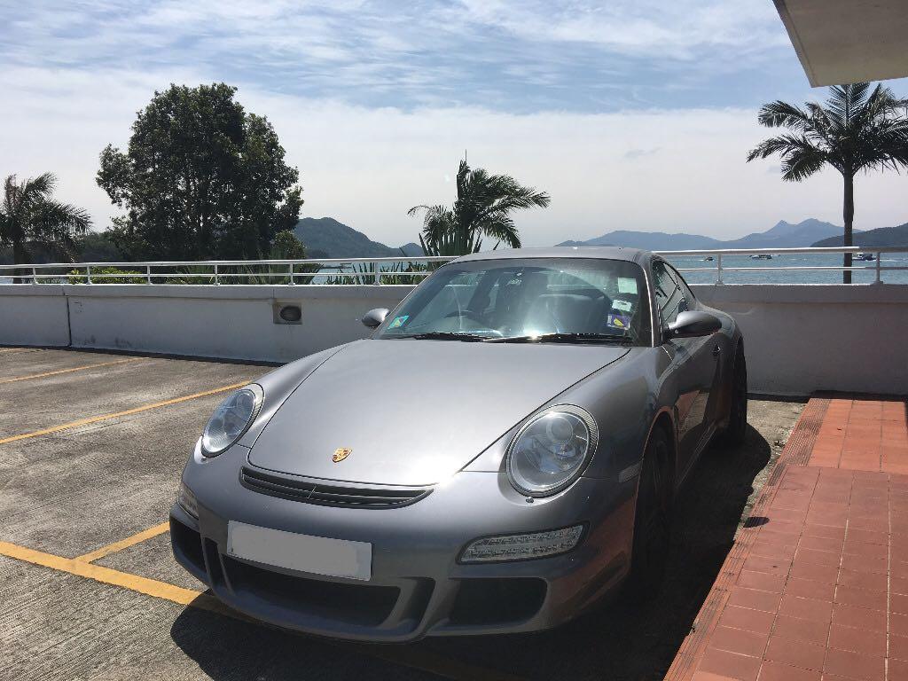 Porsche 911 Carrera S Coupe Auto
