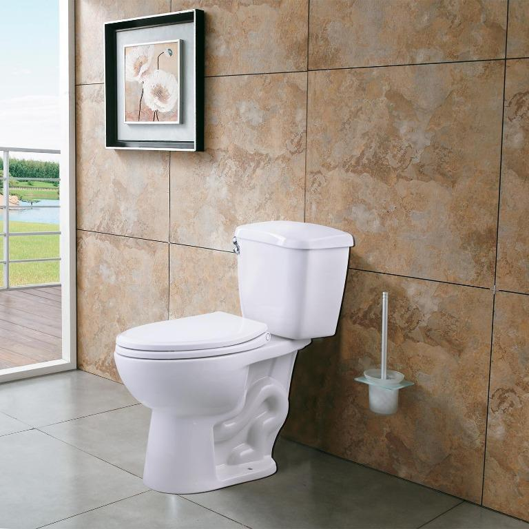 Premium Elongated Toilet Seat with Cover Slow Close