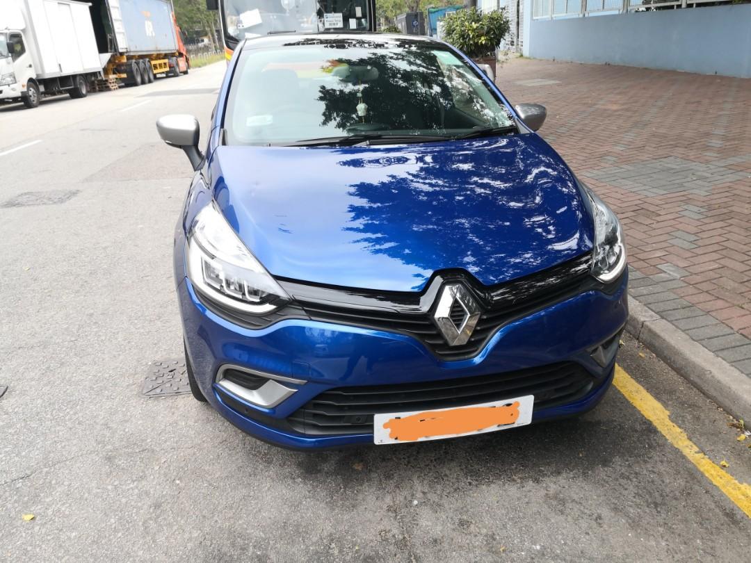 Renault Clio Clio GT Line Auto