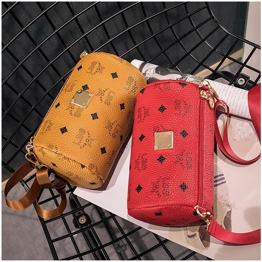 Tagery MOM Bowling Women's Sling Bag Handbag Beg Tangan Bags Travel Perempuan Wanita Casual
