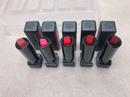 資生堂Shiseido摩霧五色繁花限定版唇膏禮盒