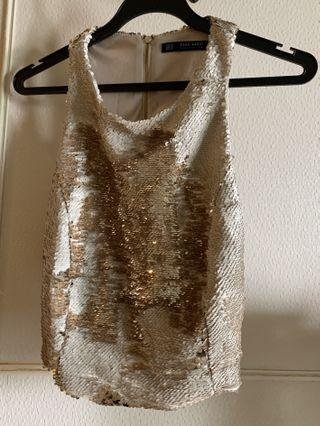 (CLEARANCE SALE!!) Sequin top