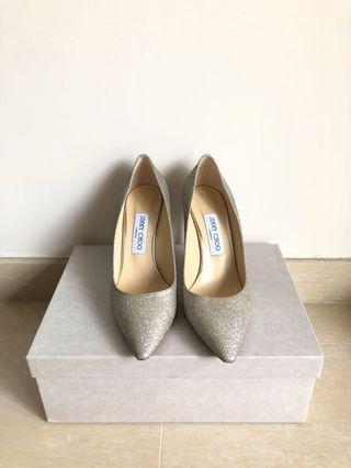 Jimmy Choo 高踭鞋 Romy 85