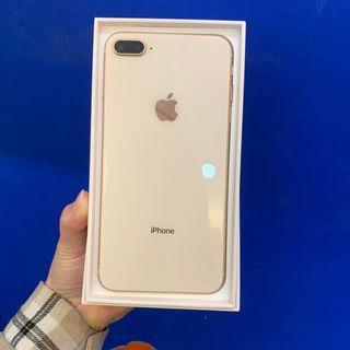 I phone 8+ 256G 金 原廠盒裝☑️原廠配件☑️ :15000
