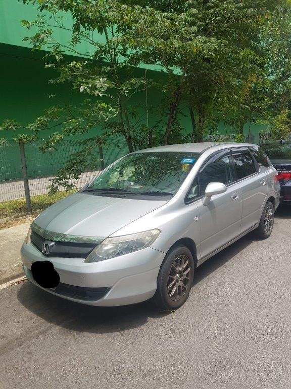 AFFORDABLE & CHEAP HONDA AIRWAVE 1.5 A FOR RENT! LV Leasing Venture