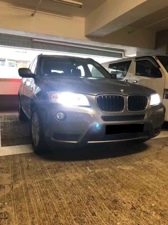 BMW X3 xDrive20i xLine (A)