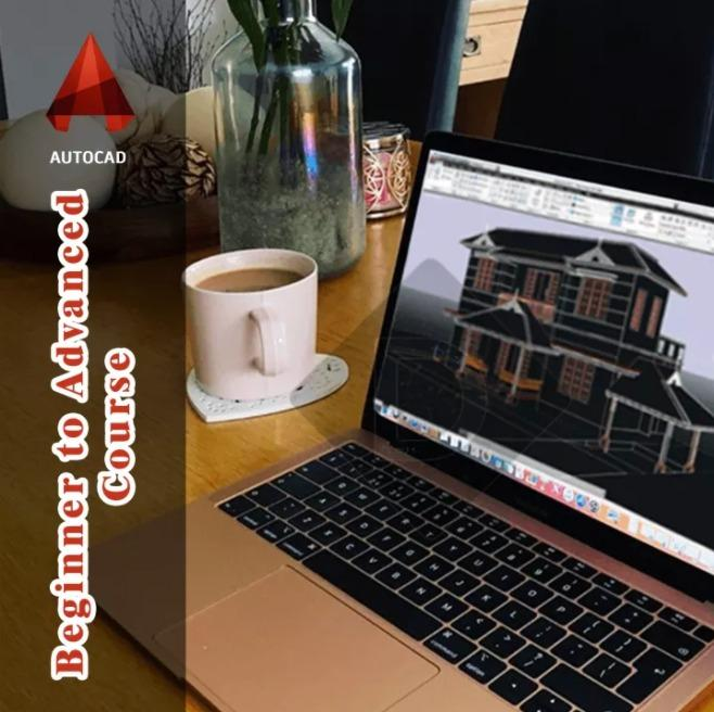 Complete AutoCAD Course Video Tutorial - Beginner to Advanced