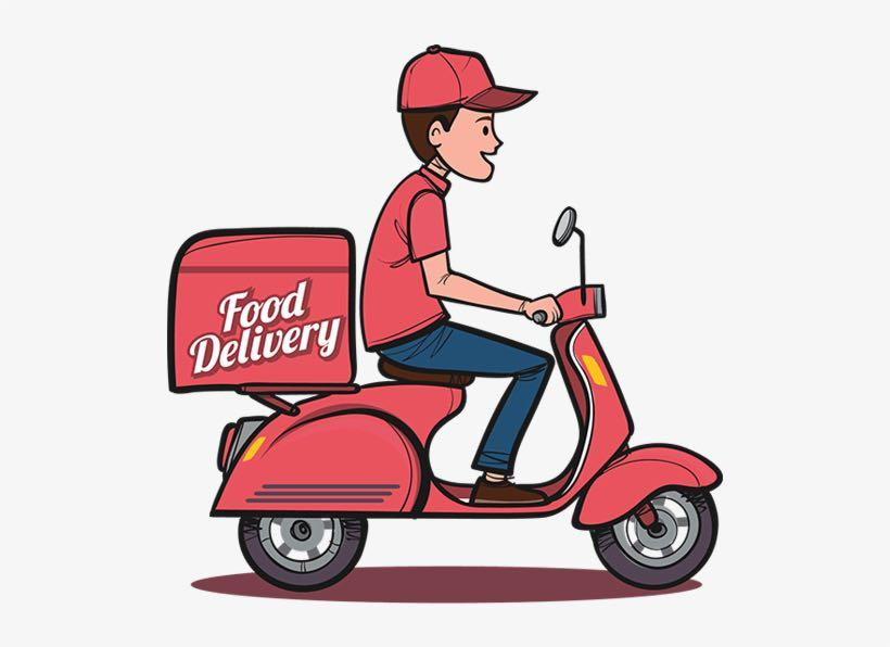 Experienced Delivery riders ( all nationality apply)