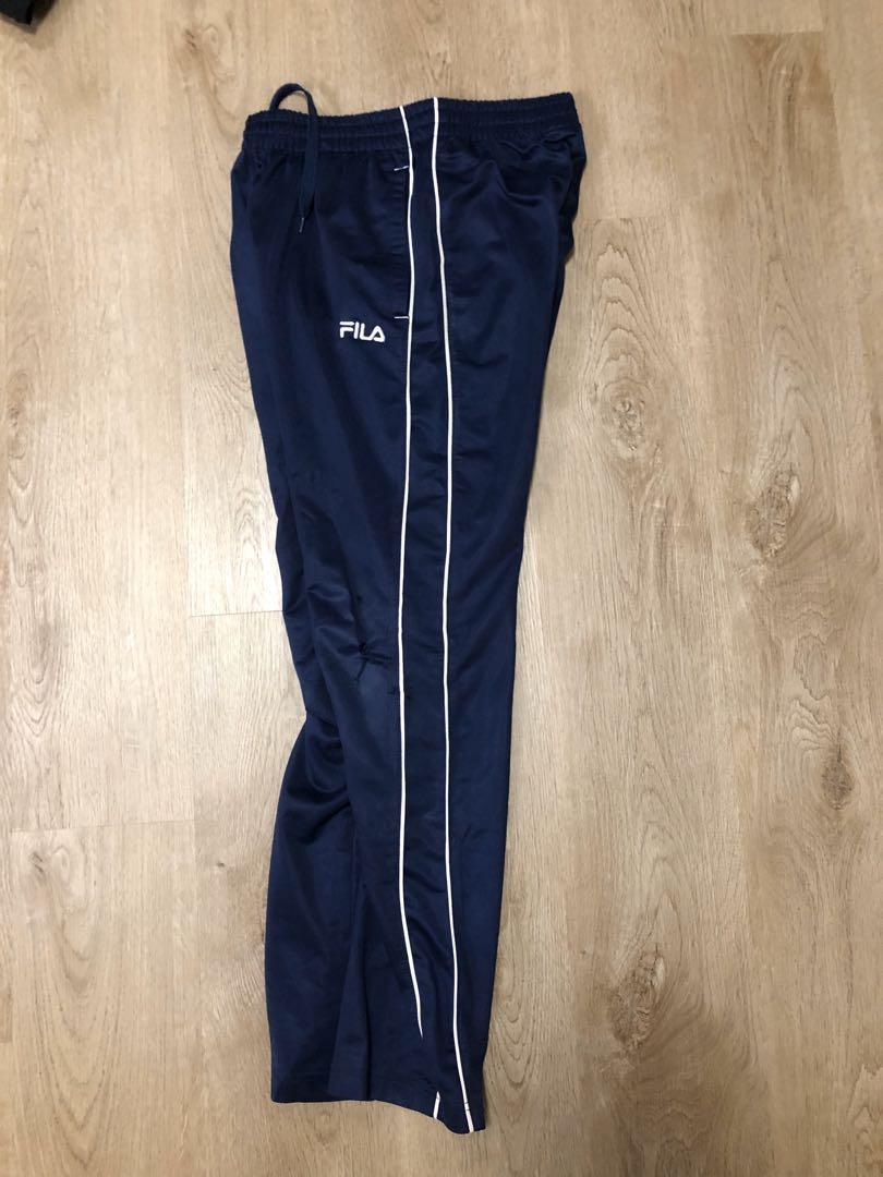 Price reduced) Fila Track Pants, Sports