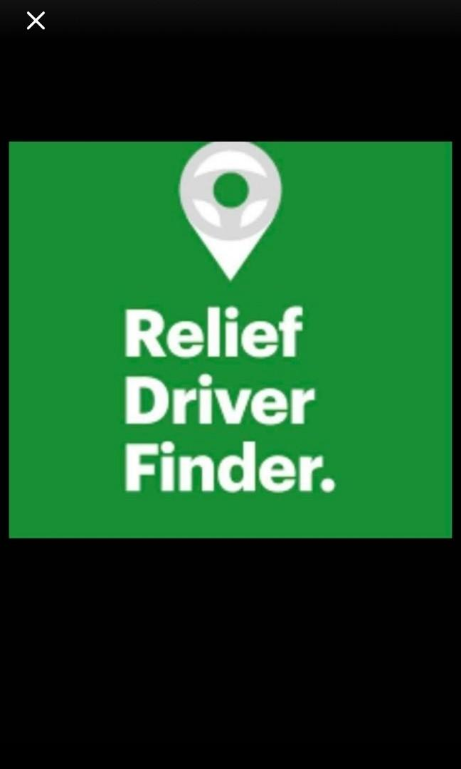 I want to be a be A Relief Driver stay in Jurong West
