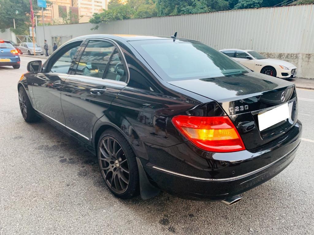 Mercedes-Benz C230 7G-Tronic (A)