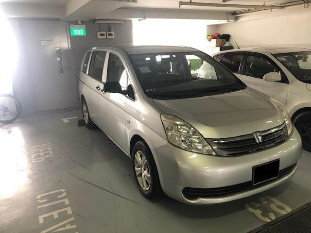 MPV($1200/mth) for delivery/PHV/pplate/personal rental