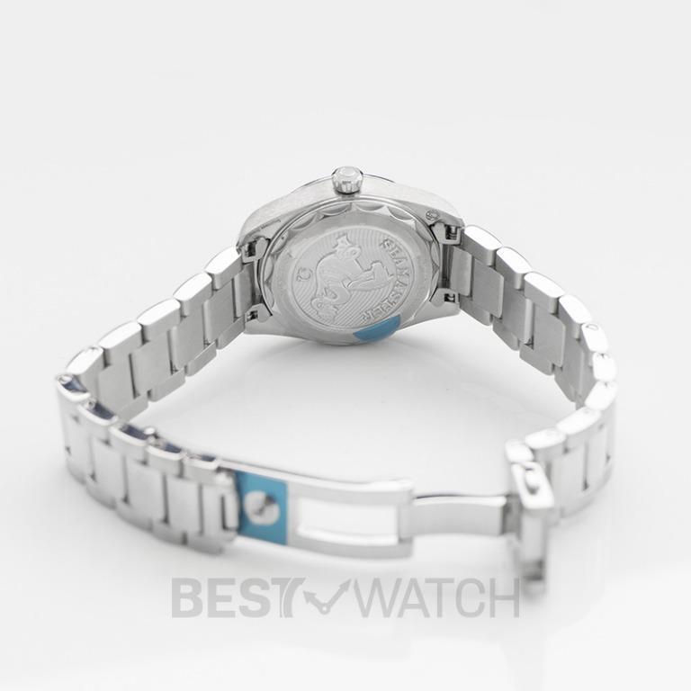 [NEW] Omega Seamaster Aqua Terra 150M Quartz 28mm Quartz Black Dial Diamonds Ladies Watch 220.10.28.60.51.001