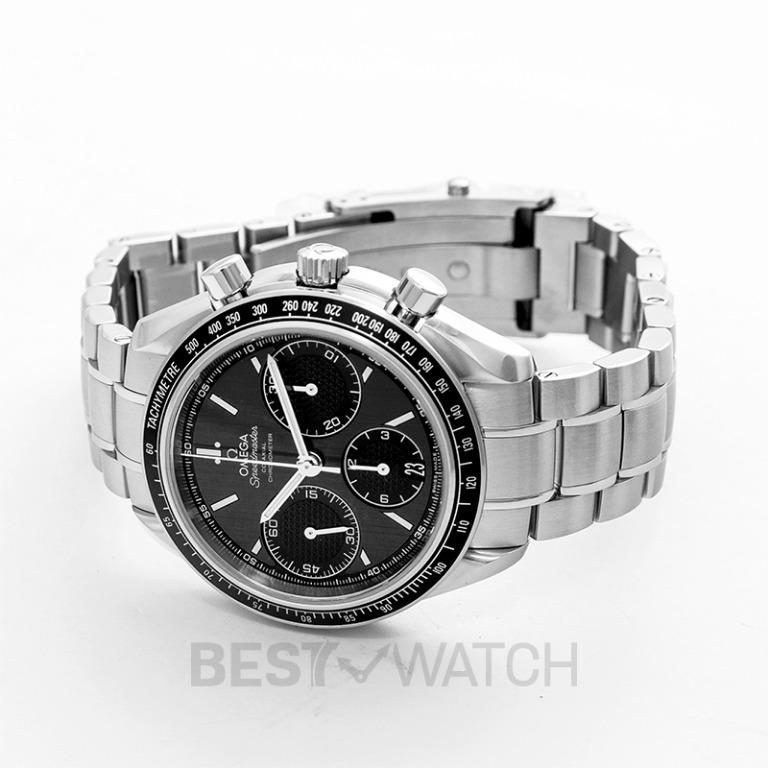 [NEW] Omega Speedmaster Racing Co-Axial Chronograph 40 mm Automatic Blue Dial Steel Men's Watch 326.30.40.50.03.001