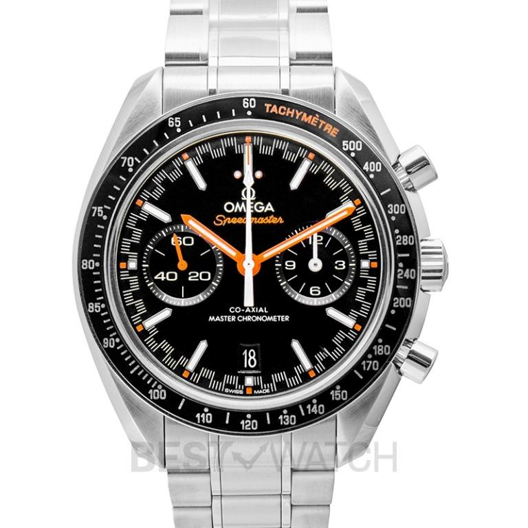 [NEW] Omega Speedmaster Racing Co-Axial Master Chronometer Chronograph 44.25mm Automatic Black Dial Steel Men's Watch 329.30.44.51.01.002