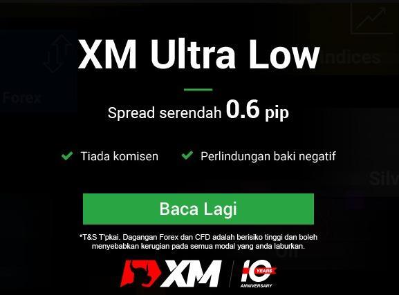 Percuma $30 USD Untuk New Trader (Sepanjang Tempoh PKP)