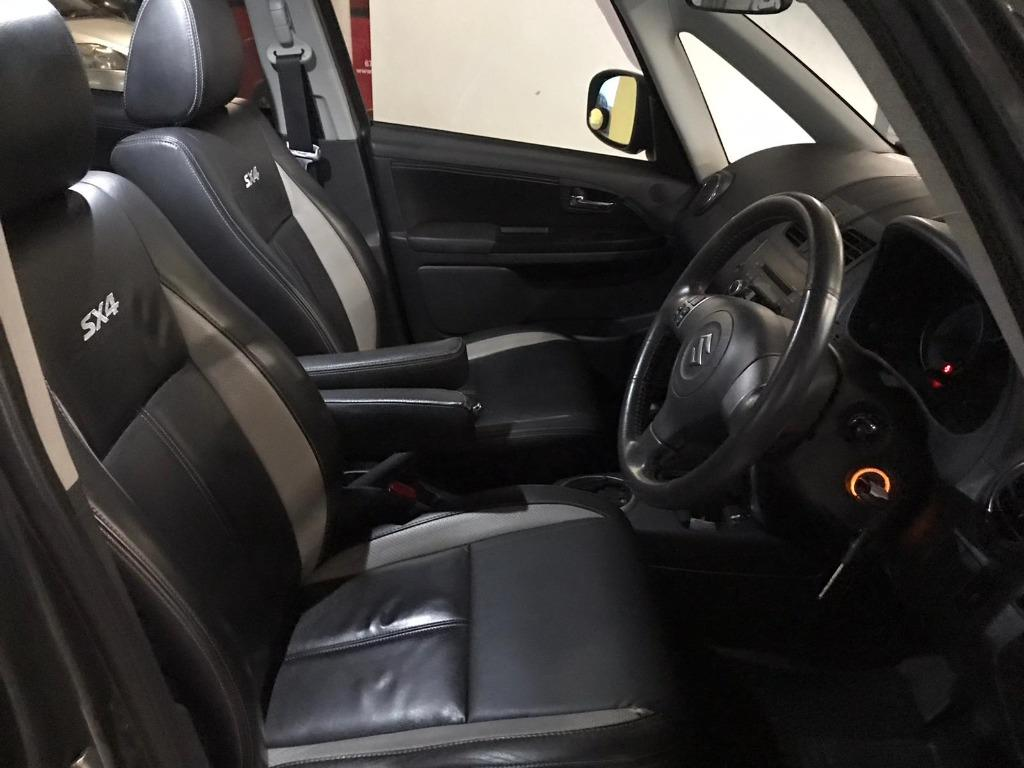 Suzuki SX4 HAPPY MONDAY!! JUST IN!! Fuel efficeint, spacious & well maintained! FREE Petrol Voucher & FREE rental for new contract signup! Just $500 Deposit driveaway immediately! Whatsapp 8188 8616 now to enjoy special rates!!