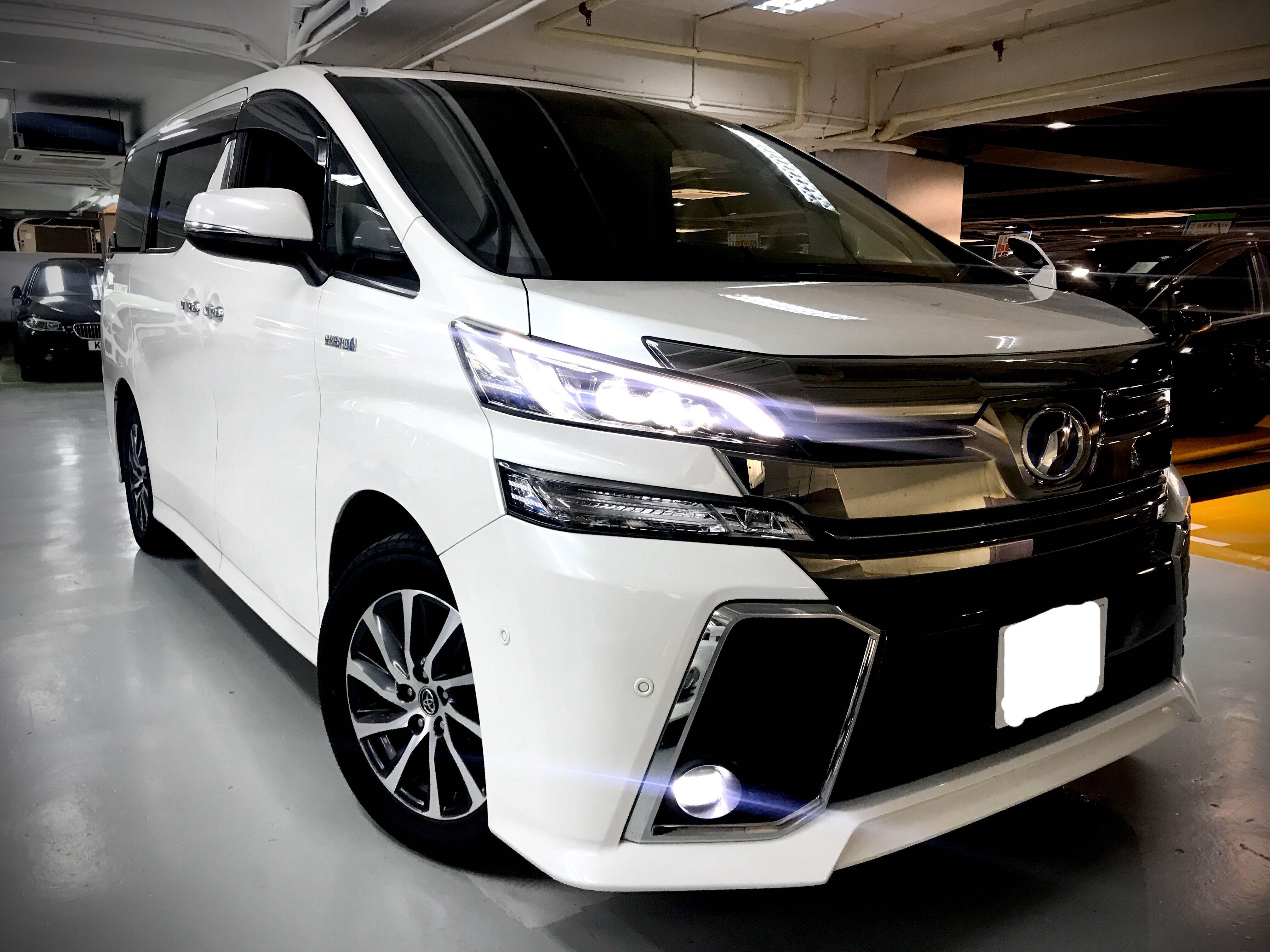Toyota Vellfire 2.5 Hybrid ZR  Auto