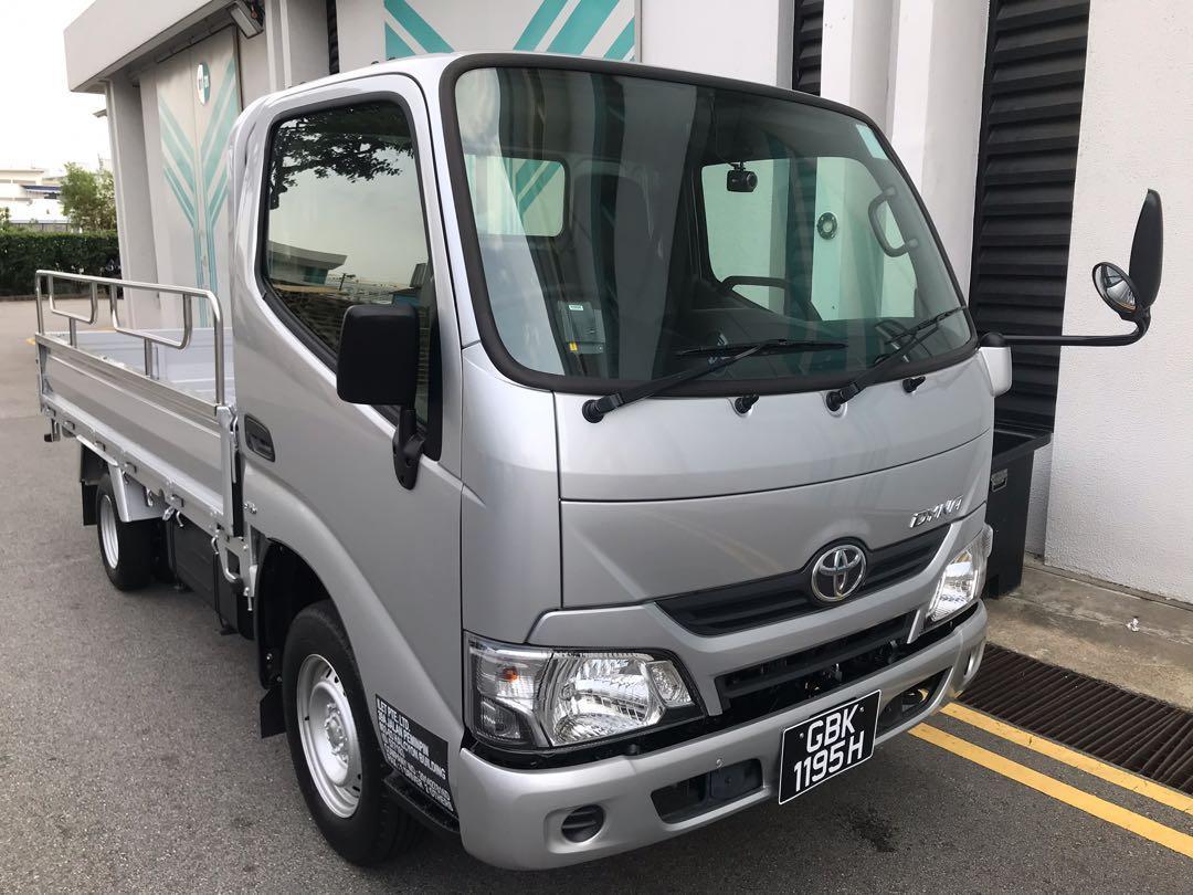 Unregistered Brand New Toyota Dyna 150 Euro 6 (Toyota Agent Model)
