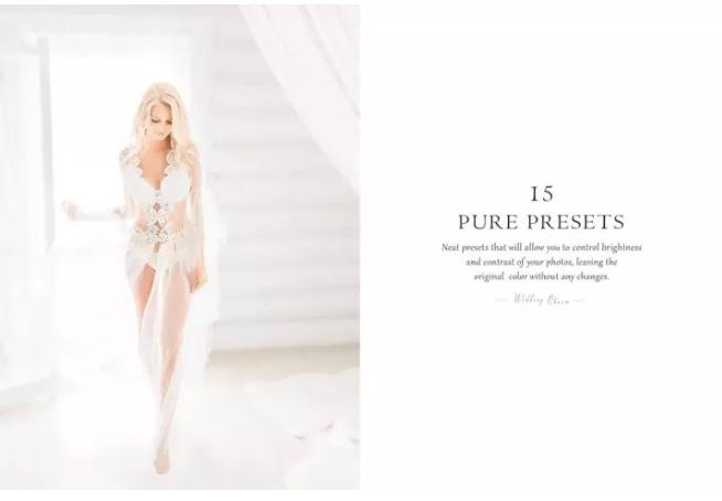Wedding Premium Bundle Lightroom Preset, Photoshop Actions, ACR & Overlays