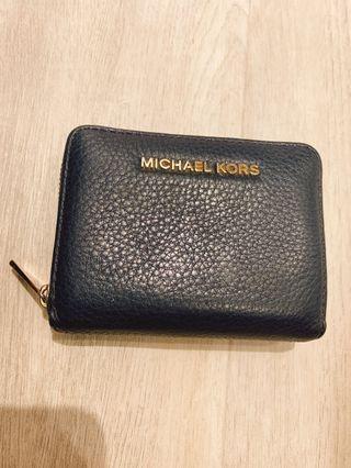 正品Michael Kors 卡片夾 零錢包 卡片包 MK
