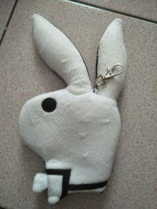 Playboy  吊飾零錢包
