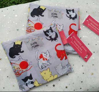 PRAIRIEDOG小貓環保袋-日本直送 (OR080)