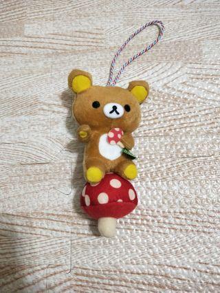 拉拉熊吊飾娃娃 #FREE