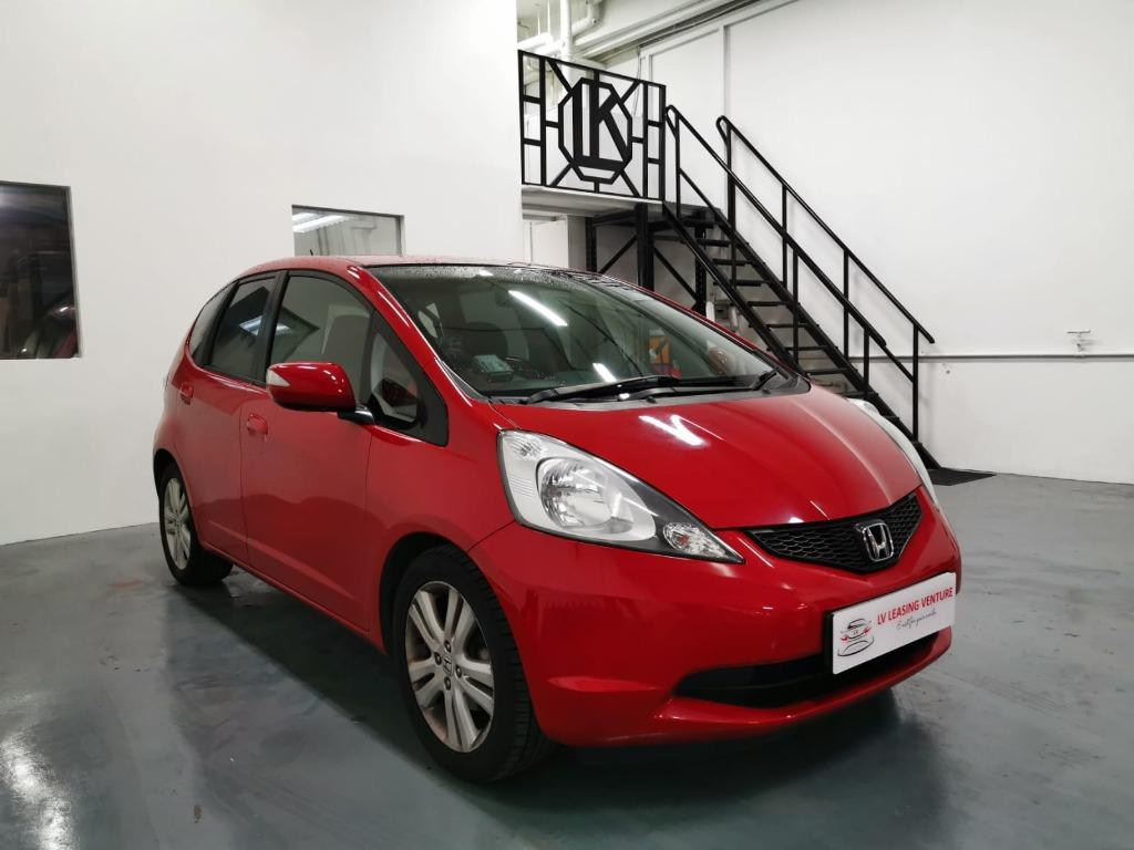 AFFORDABLE & CHEAP HONDA Jazz FOR RENT! LV Leasing Venture
