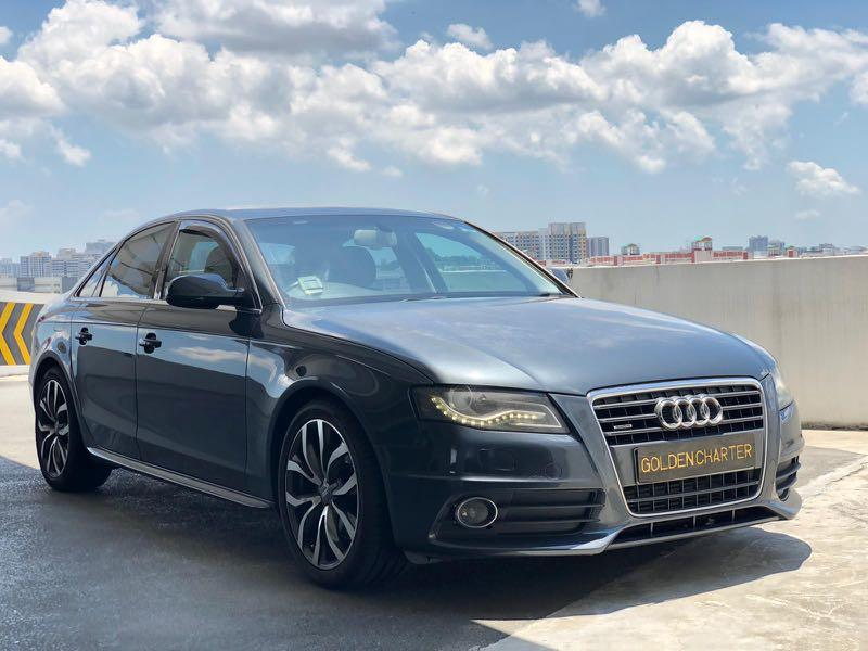 Audi A4 For Rent! Personal use|Private Hire| Premium Rent