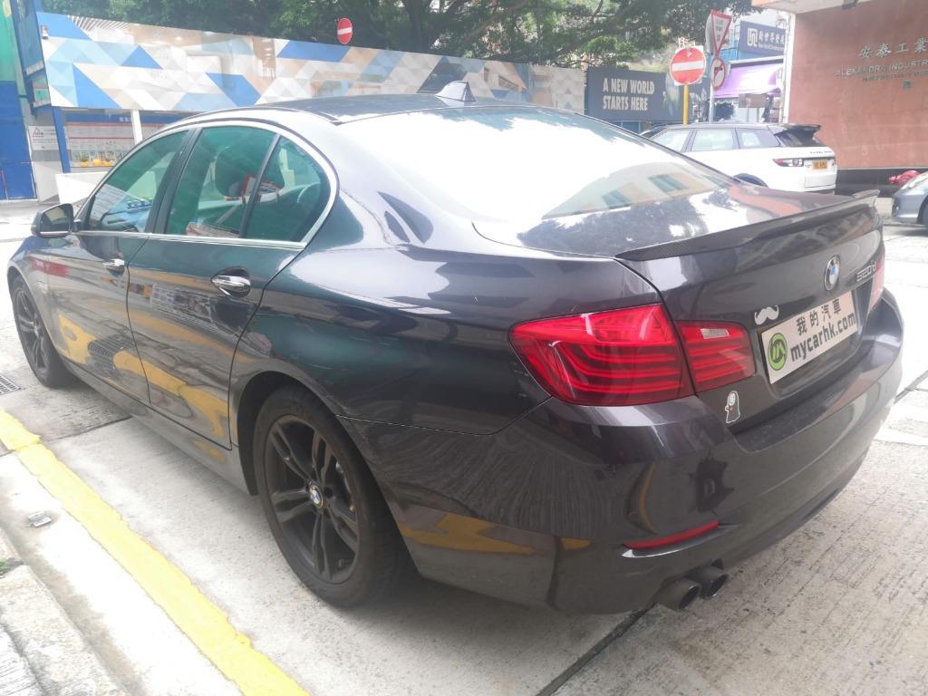 BMW 520d 520d Auto