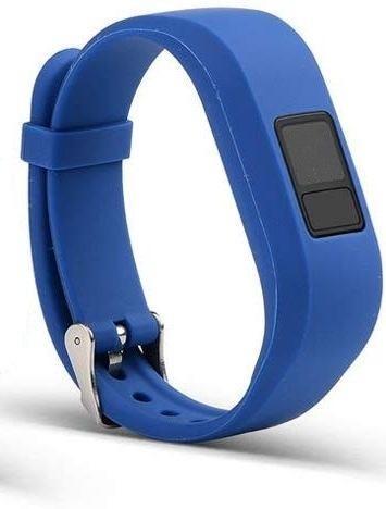 Garmin Vivofit Fitness Silicone Rubber Band Strap(Black, Blue or Grey)
