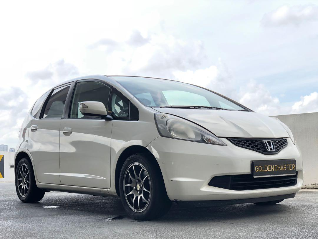 Honda Fit 1.3 Sunroof For Rent! Personal Use | Private Hire | Budget Rent