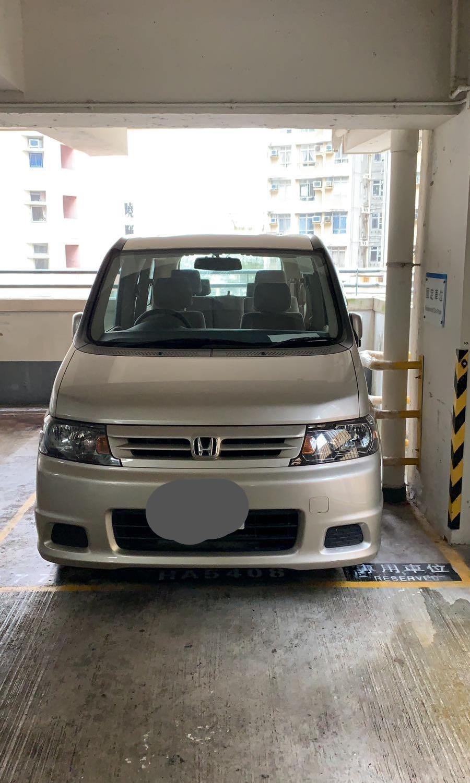 Honda Stepwagon Stepwgn   Auto