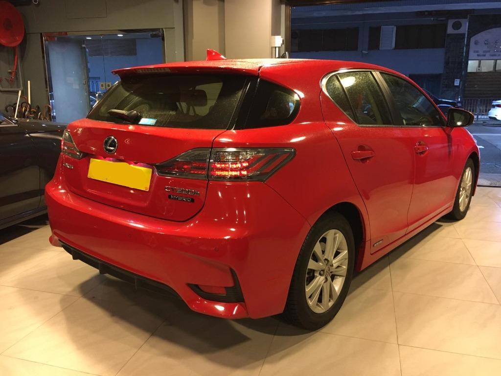 Lexus CT200h CT200h Auto