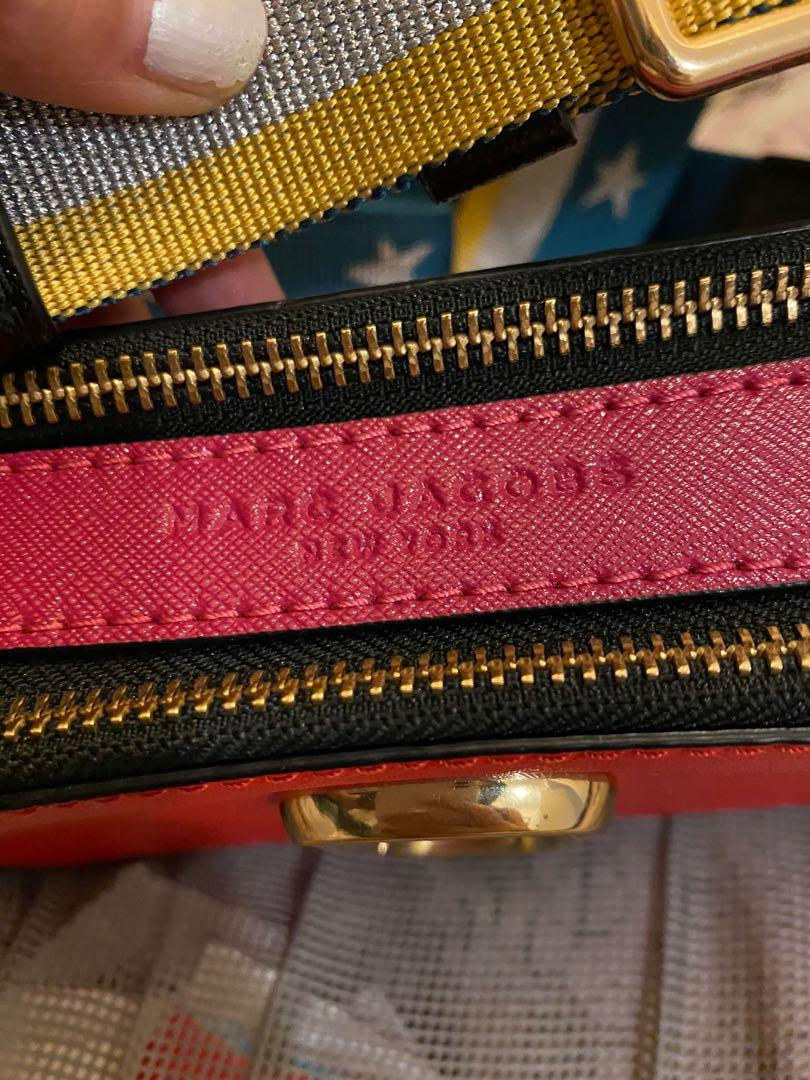 Marc Jacobs Brand-new authentic snapshot camera crossbody bag