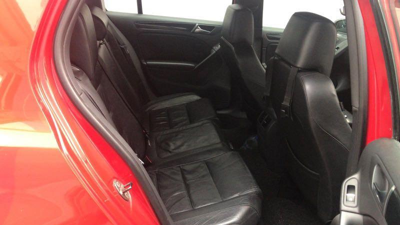 Rare Volkswagen Golf GTI 2.0A MK6 220HP Turbo hot hatch for rental