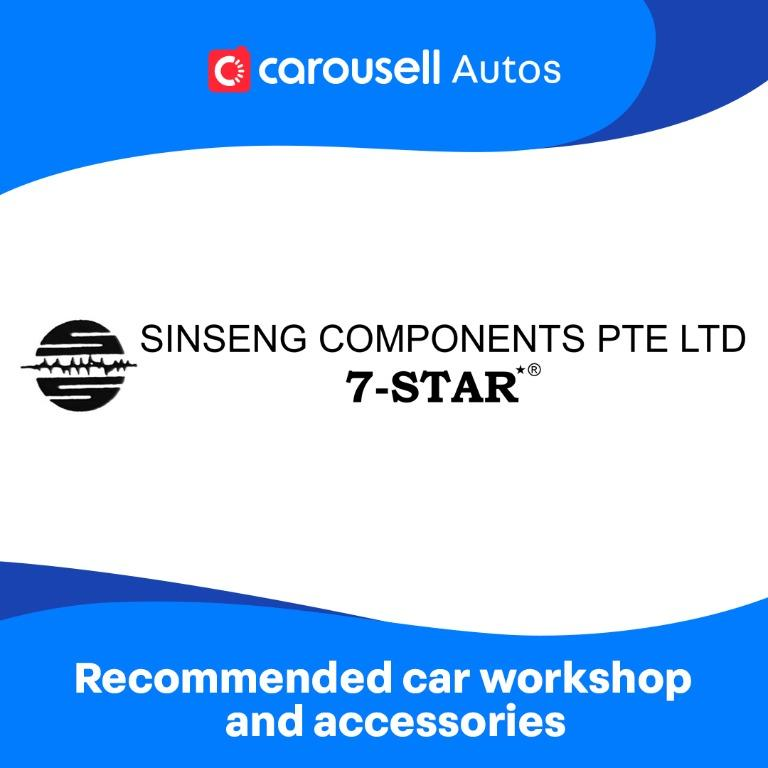 Sinseng Components - Recommended car workshop and accessories