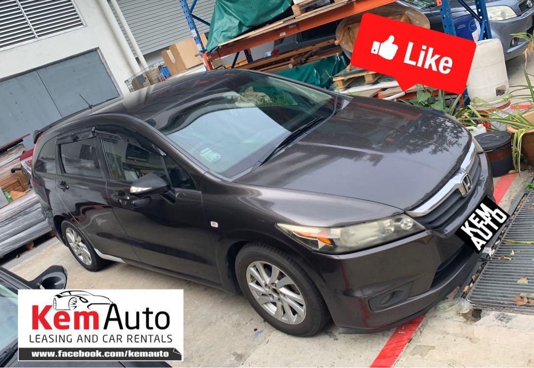 Sport Cars sedan MPV weekday rental (audi a4 Golf GTI civic integra previa Estima Toyota altis Mitsubishi Lancer Colt R Scirocco Jetta