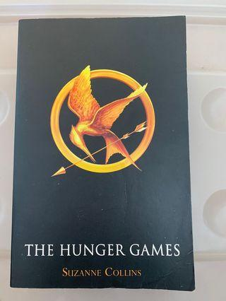 The Hunger Games Book - Book 1