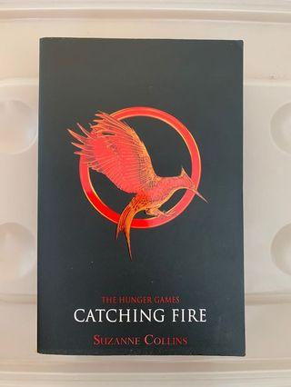 Catching Fire - 2nd book of hunger games series