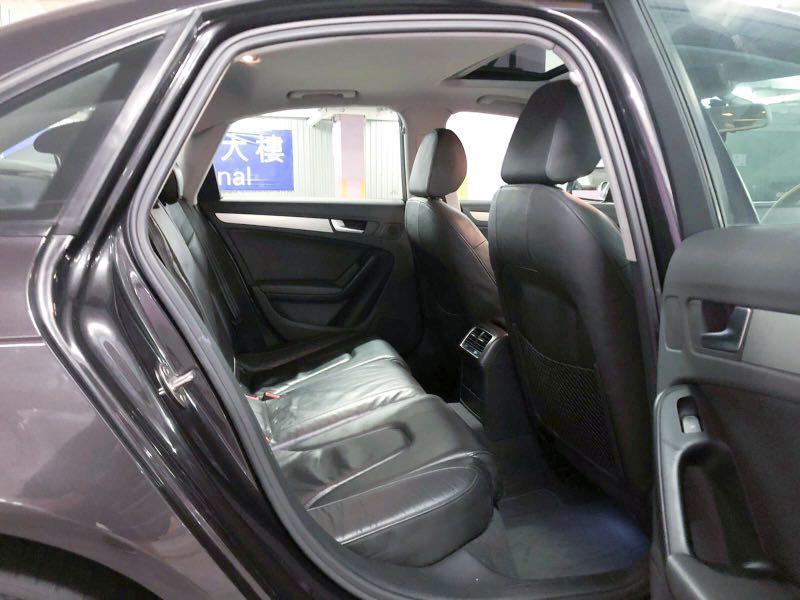 Audi A4 Sedan 1.8 TFSI mu Ambition (A)