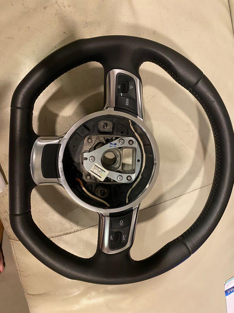 Audi Tt Mk2 Steering Wheel Car Accessories Accessories On Carousell