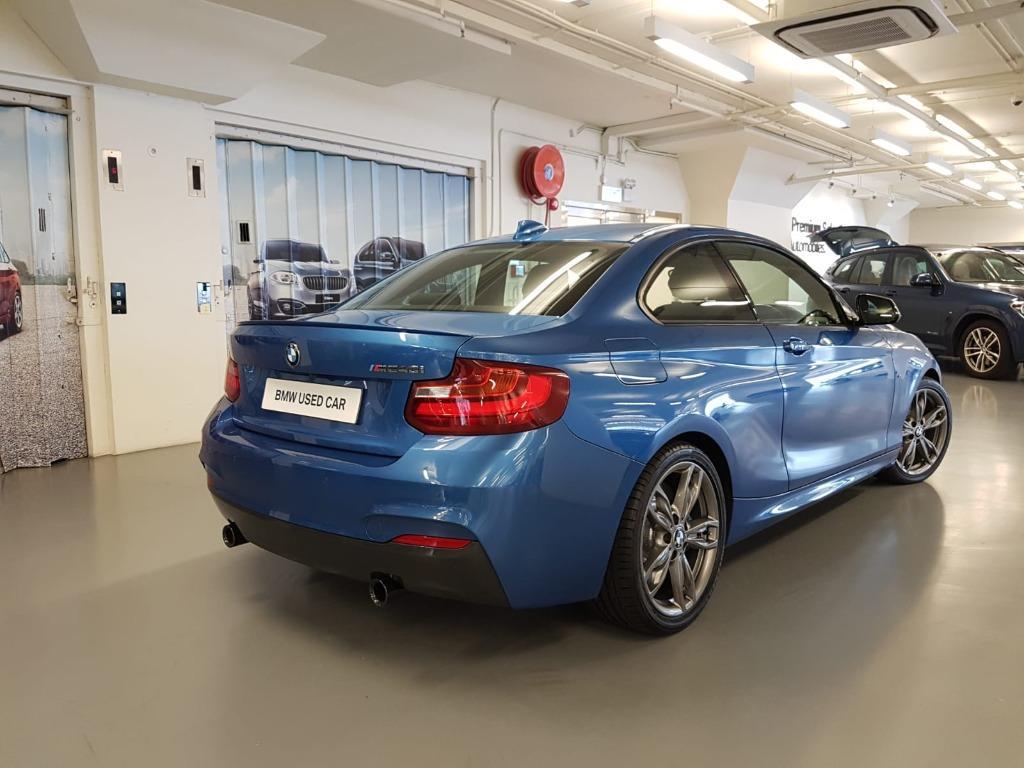 BMW M240iA Coupe Auto