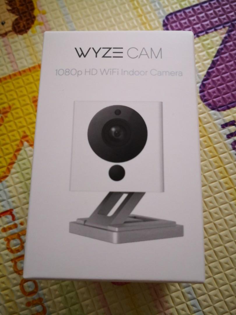 Brand New Sealed Wyze Cam V2 Electronics Others On Carousell