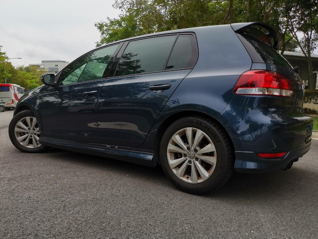 CHEAP & AFFORDABLE VOLKSWAGEN NEW GOLF 1.4 TSI AT FOR 3 MONTHS RENTAL @ $1,200 MONTHLY!! CALL 9299 4404 NOW !!