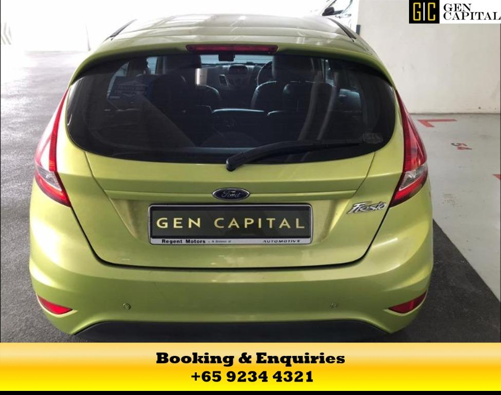 Ford Fiesta - The lowest rental rate in town! Contact Megan at +65 9234 4321