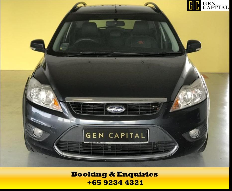 Ford Focus - Why us? The lowest rental car rent in town!